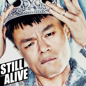 "Album art for JYP's album ""Still Alive"""
