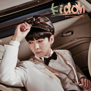 "Album art for Kidoh's album ""Short Album"""