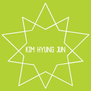 "Album art for Kim Hyung Jun's album ""Cross The Line"""