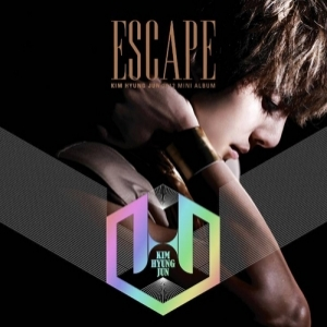 "Album art for Kim Hyung Jun's album ""Escape"""