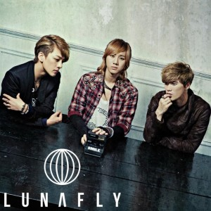 "Album art for Lunafly's album ""Clear Day Cloudy Day"""