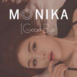 "Album art for Monika (Badkiz)''s album ""Goodbye"""