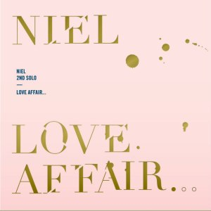"Album art for Niel's album ""Love Affair"""