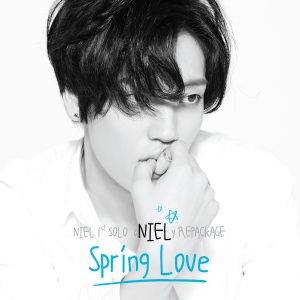 "Album art for Niel (Teen Top)'s album ""ONielY: Spring Love"""