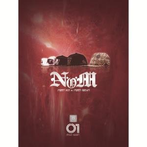 "Album art for NOM (No Other Man)'s album ""Pretty Noona"""