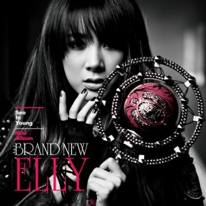 "Album art for Seo In Young/Elly's album ""Brand New Elly"""