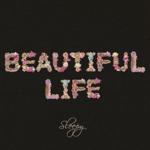"Album art for Sleepy's album ""Beautiful Life"""