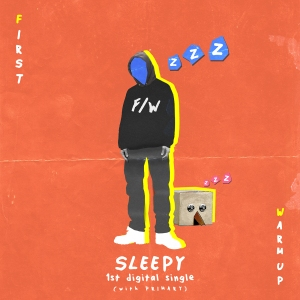 "Album art for Sleepy's album ""F/W"""