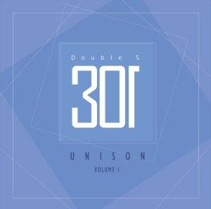 """Album art for SS301's album """"Unison Vol. 1"""""""