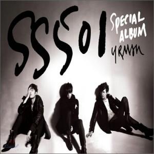 """Album art for SS501's project group's album """"UR Man"""""""