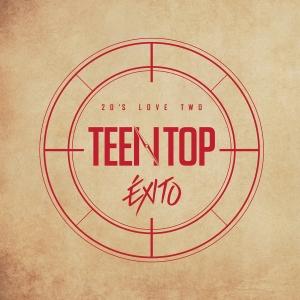 "Album art for Teen Top's album ""Exito 20's Love Two"""