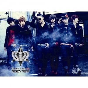 """Album art for Teen Top's album """"It's"""""""