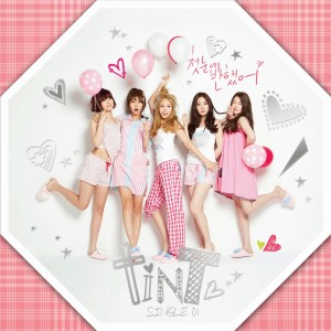"Album art for TINT's album ""Love At First Sight"""