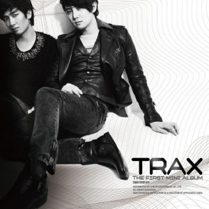"Album art for TRAX's album ""Let You Go"""