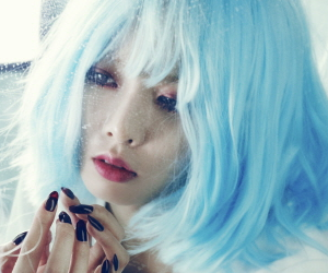 "Trouble Maker's Hyuna ""Chemistry"" promotional picture."