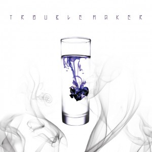 "Album art for Troublemaker's album ""Chemistry"""