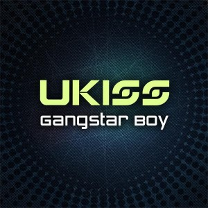 "Album art for U-Kiss's album ""Gangstar Boy"""