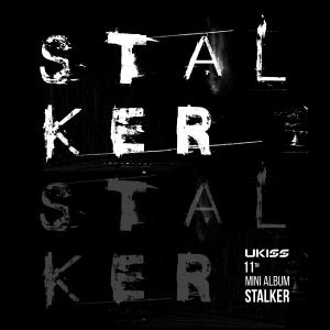 """Album art for U-Kiss's album """"Stalker"""""""