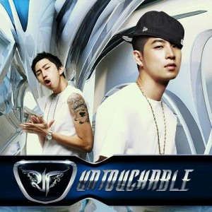 Album art for Untouchable's 1st Mini Album