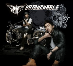 Album art for Untouchable's 2nd Mini Album