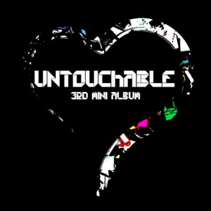 Album art for Untouchable's 3rd Mini Album