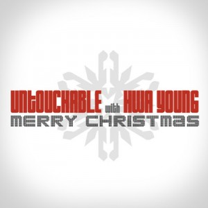 "Album art for Untouchable's album ""Merry Christmas"""