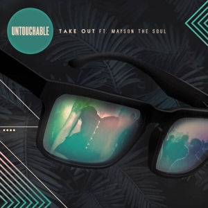 "Album art for Untouchable's album ""Take Out"""