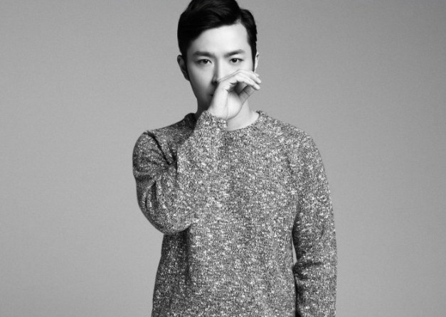 "Verbal Jint's ""Go Hard"" promotional picture."
