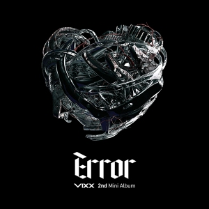 "Album art for VIXX's album ""Error"""