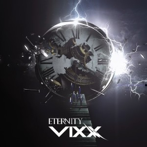 "Album art for VIXX's album ""Eternity"""