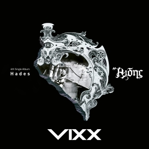 "Album art for VIXX's album ""Hades"""