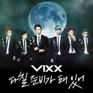 "Album art for VIXX's album ""On & On"""