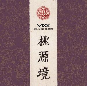 """Album art for VIXX's album """"Shangri-La"""""""