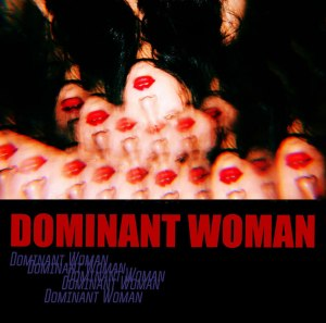 "Album art for WA$$UP's album ""Dominant Woman"""