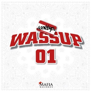 "Album art for WA$$UP's album ""WA$$UP"""