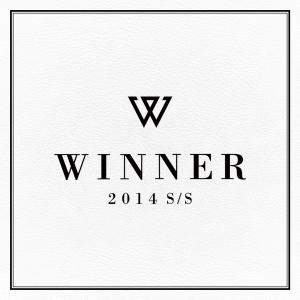 """Album art for Winner's album """"2014 S/S"""""""