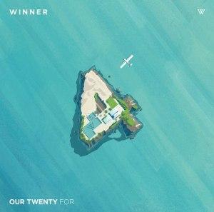 """Album art for Winner's album """"Our Twenty Four"""""""