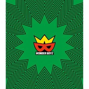 "Album art for Wonder Boyz's album ""Tarzan"""
