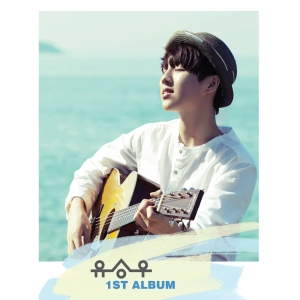 "Album art for Yoo Seung Woo's album ""Yoo Seung Woo"""