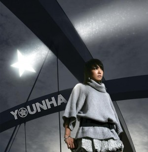 "Album art for Younha's album ""Comet"""