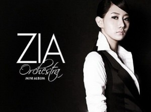 "Album art for ZIA's album ""Orchestra"""