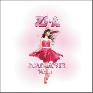 "Album art for ZIA's album ""Road Movie"""