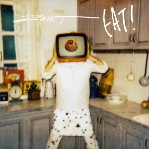 "Album art for Zion.T's album ""Eat"""