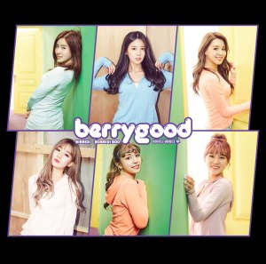 "Album art for Berry Good's album ""Bibbidi Bobbidi Boo"""