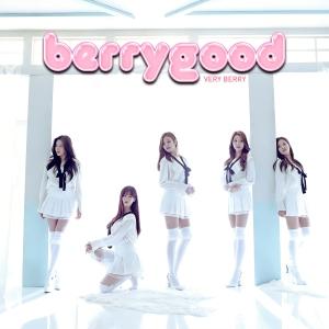 "Album art for Berry Good's album ""Very Berry"""