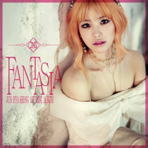 "Album art for Hyosung (Secret)'s album ""Fantasia"""