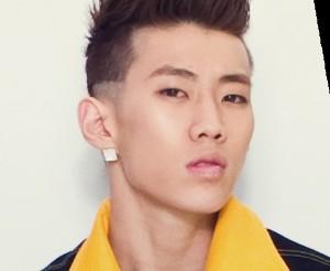 2PM's former member Jay Park.