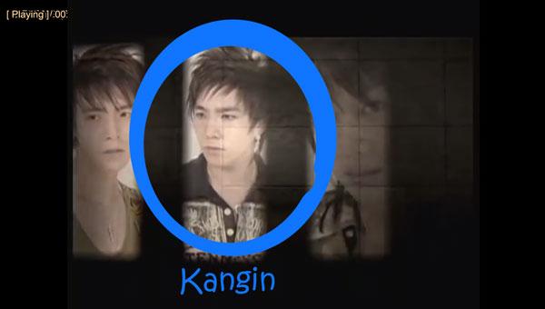 """Kangin from Super Junior in the """"U"""" MV"""