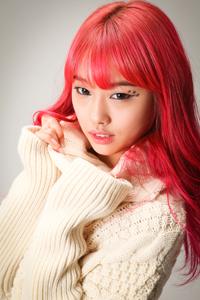 Ye-A's member Mia.
