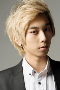 Pure Boy's Jaewon.